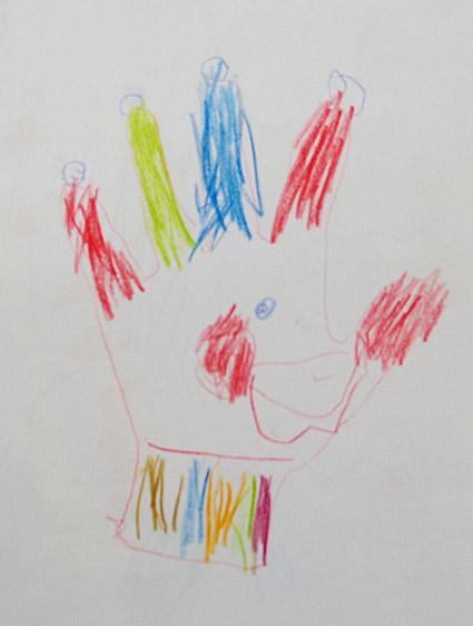 Ръчичката на Бори