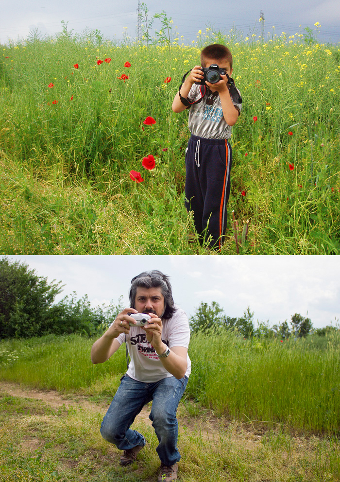 Бобо фотограф