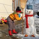 Бобо и снежният човек - Страхил 05