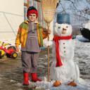 Бобо и снежният човек - Страхил 06